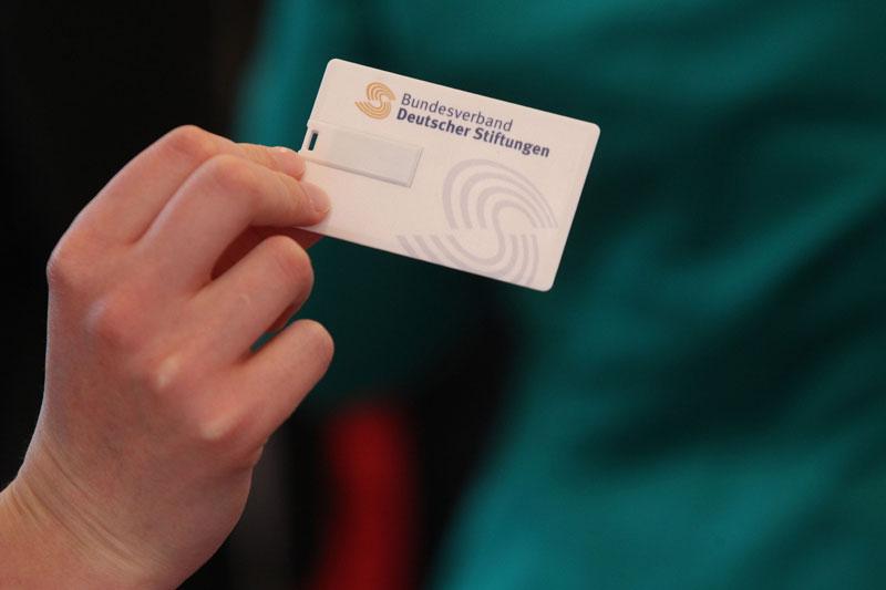Seit 22. April 2016 sind wir ... Mitglied im Bundesverband Deutscher Stiftungen (Foto: Marc Darchinger)