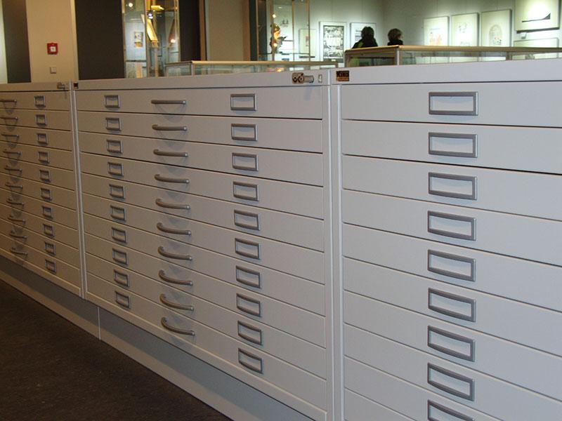 Die Schätze der Sammlung, das Archiv und die Bibliothek  der Stiftung suchen eine neue Heimat in Berlin